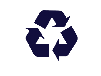 Duurzaam gerecycled product